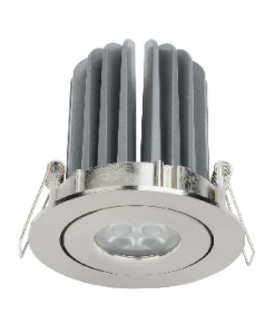 Proove Downlight LED IP23 Ultima 14W vippbar dimbar alu