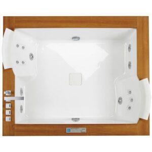 Sanova Jacuzzi Fuzion™ 7260 Bath