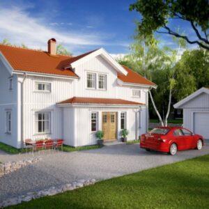 Sjömarkenshus Villa Mälaren