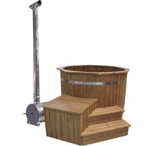 SpaDealers HT150 Basic Wood 3