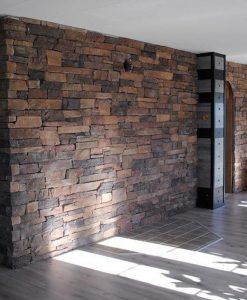 Stone Co. Old World Ledge - Burnt Oak