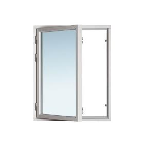Tanumsfönster Klassiskt Utåtgående Sidohängt Fönster