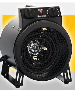 Termo Värmefläkt 2kW