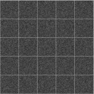 Tiles of Sweden Silver Black