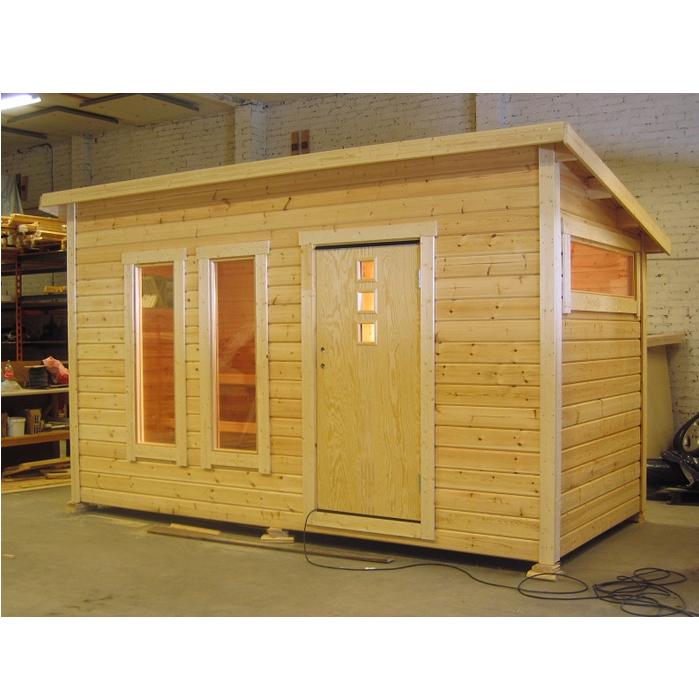 Träbyggarna i Kalix Stuga/Friggebod Funkis 15 m2