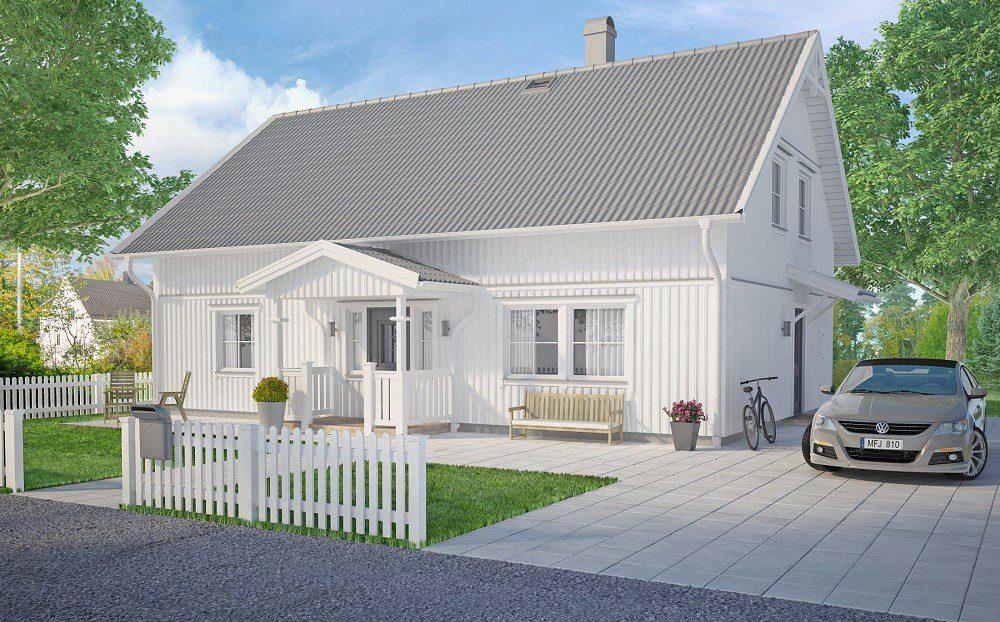 VårgårdaHus Villa Södergården