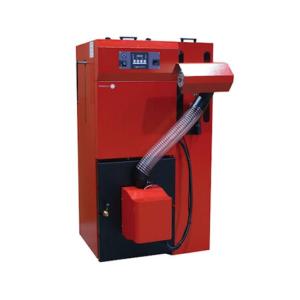 Vedsol AB Combifire -pelletspanna 25-45 kW