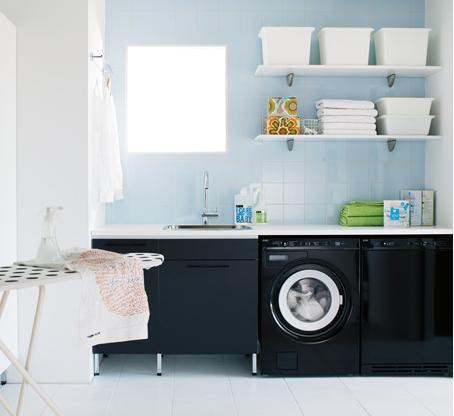 Vedum Alva Tvättstugemöbler/Förvaring