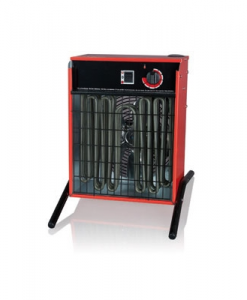 Ventbutiken Elektrisk portabel värmefläkt EN