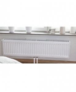 Watt Heating Radiator Mittkopplad