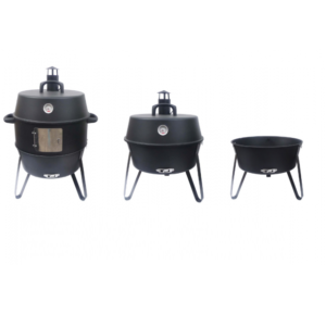 BBQ World Pan Gourmet Smoker