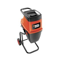 BLACK+DECKER™ Kompostkvarn 2400W