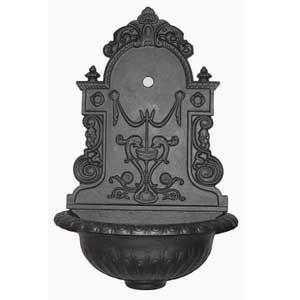 Castel design Gjutjärnsfontän