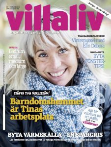 Cover Villaliv nr 1, 2016