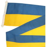 Flagghuset Sv vimpel 100 cm