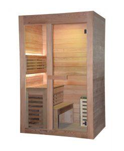 Luxway Hot Cube för 2 pers