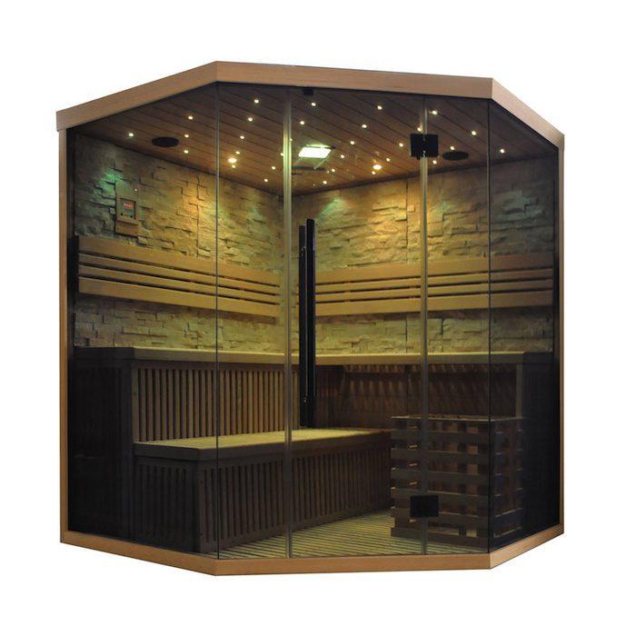 Luxway Rocky Sauna