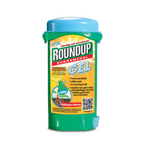 Roundup Gel 150ml Ogräsmedel