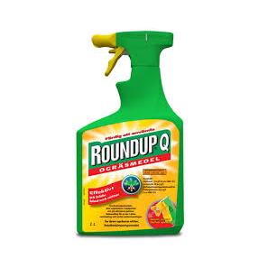 Roundup Q 1 liter Ogräsmedel