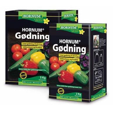 Willab Garden Hornum gödning
