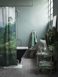 Duschdraperi H&M Home