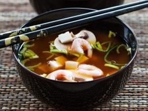 Misosoppa-tofu-rakor