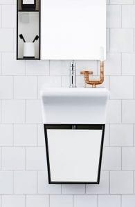 Nytt badrum Aspen