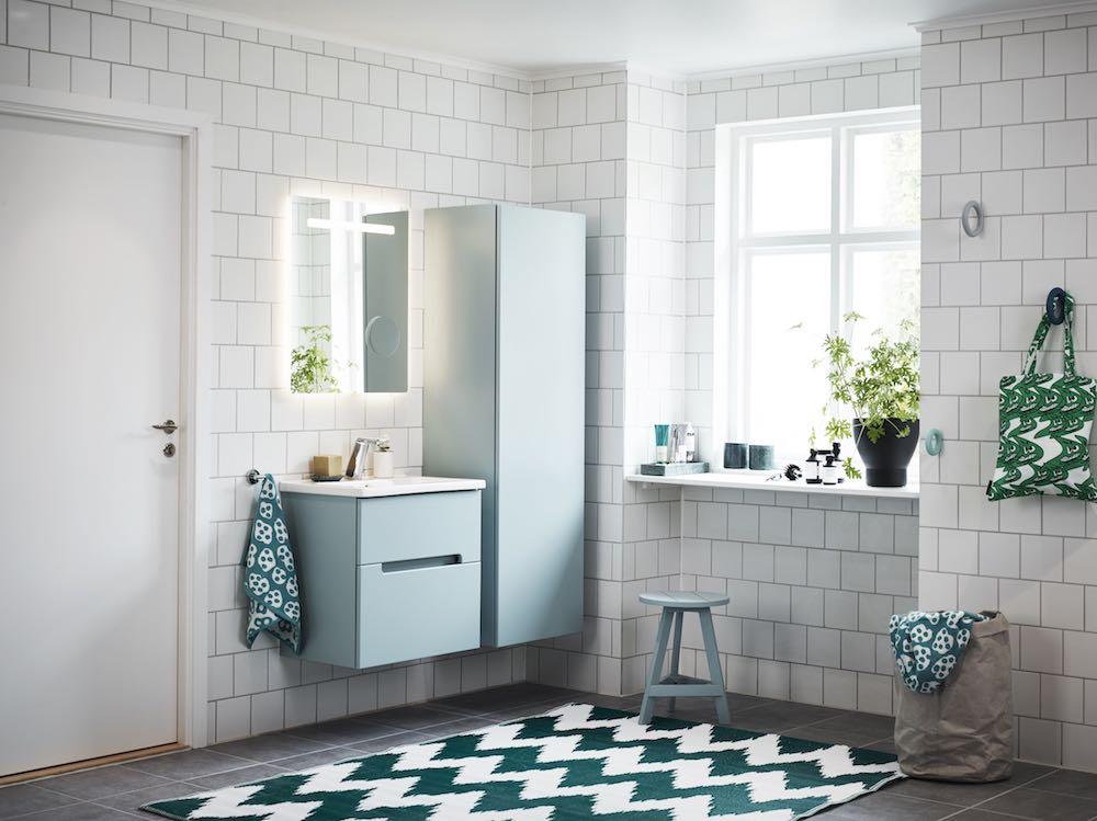 Nytt badrum Vedum