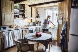 Tina Nordström kök