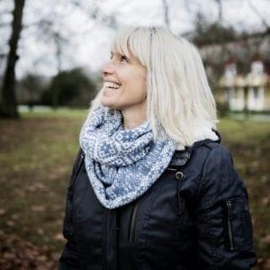 Tina Nordström en annan vinkel