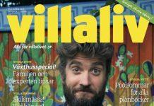 Omslag Villaliv nr 3, 2016