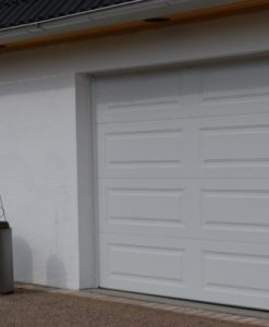 TF Osbydörren Garageport Modell 4050