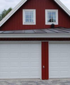 TF Osbydörren Garageport Modell 9200 Premium