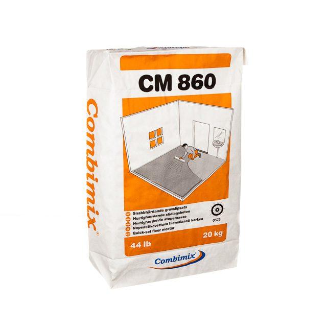 Combimix CM 860 Slipsats Grov