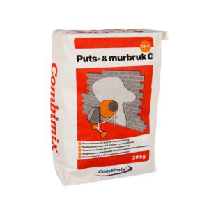 Combimix Puts & Murbruk C (CS II)