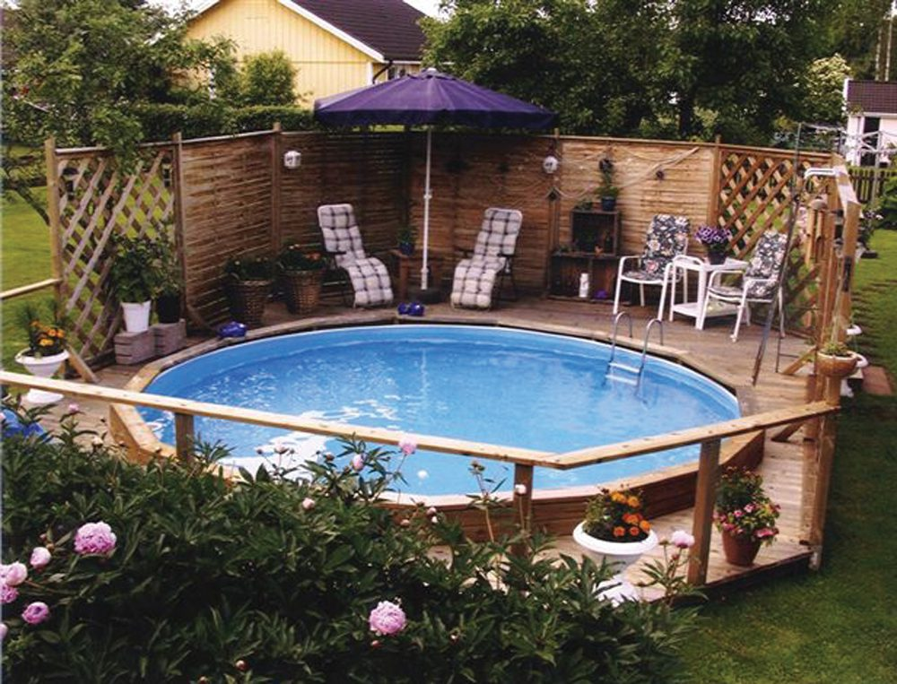 j f fritid storpool basic 3 6 m rund produktguiden. Black Bedroom Furniture Sets. Home Design Ideas