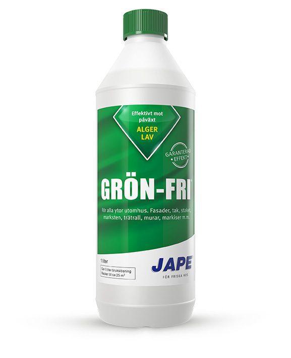 GRÖN-FRI  1 LJape Produkter AB