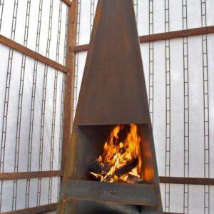 Gardenfire Lotus eldstad & grill