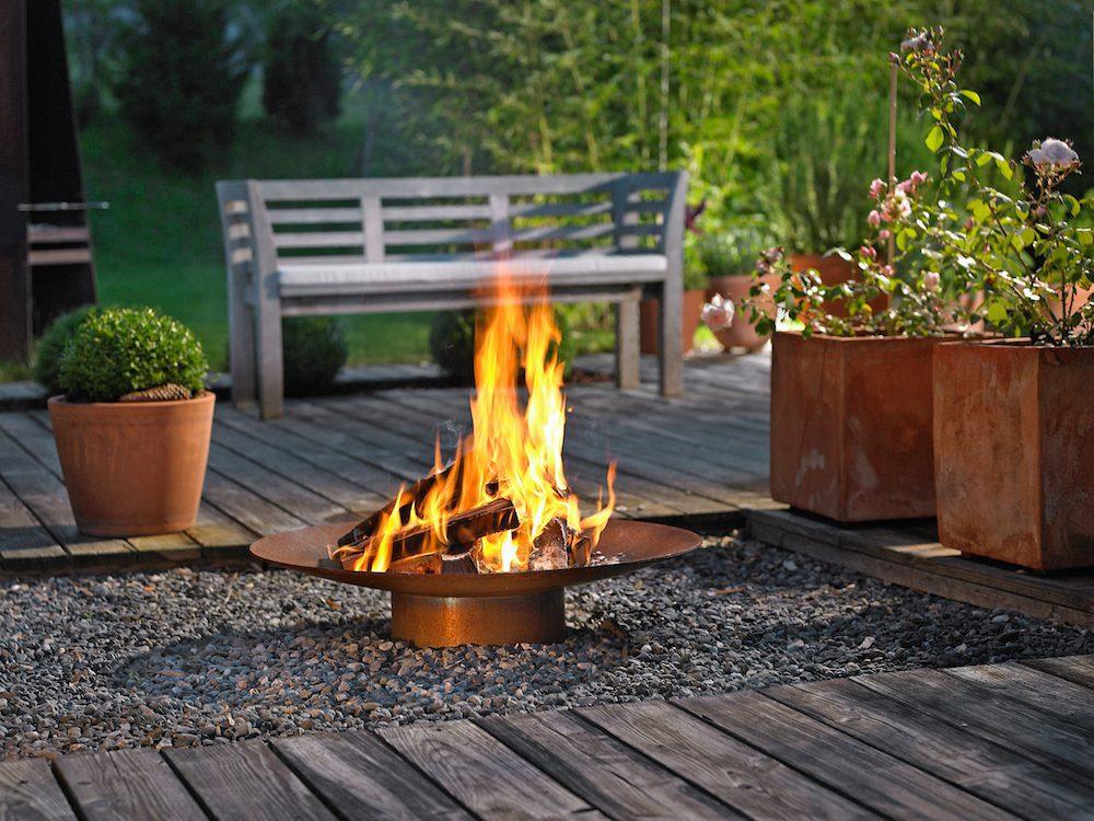 Gardenfire Ra - eldfat
