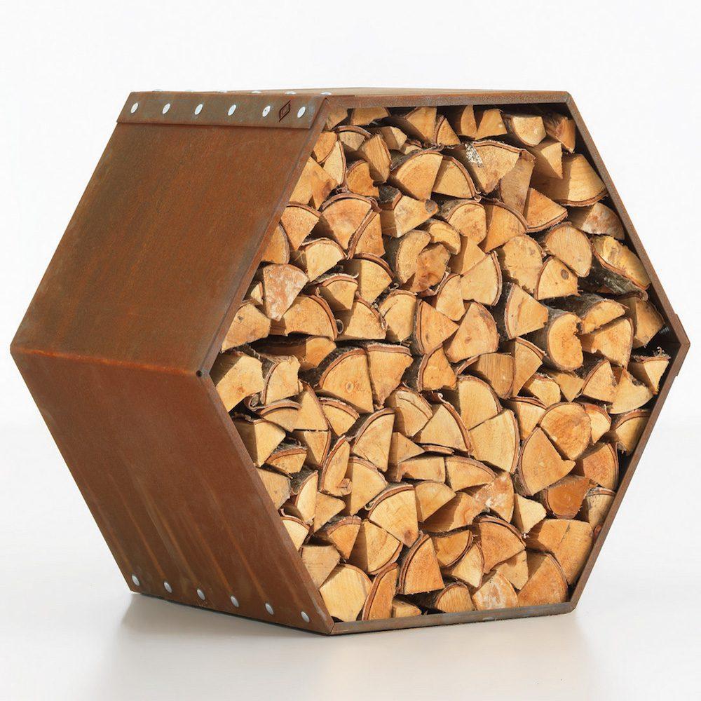 Gardenfire WoodBee - vedförvaring