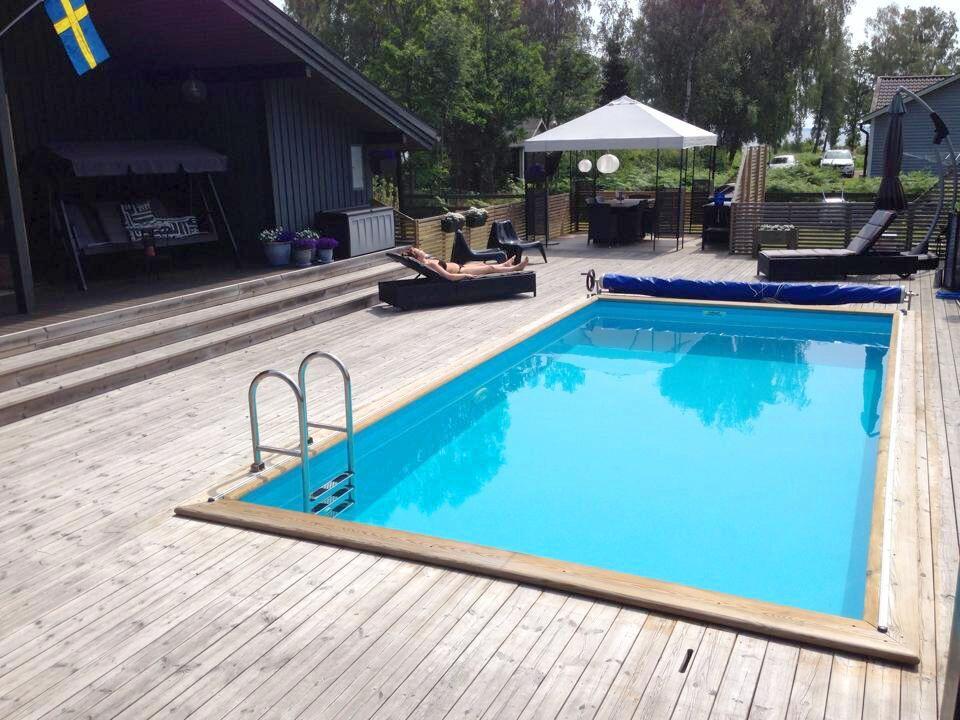 hur mycket kostar en pool