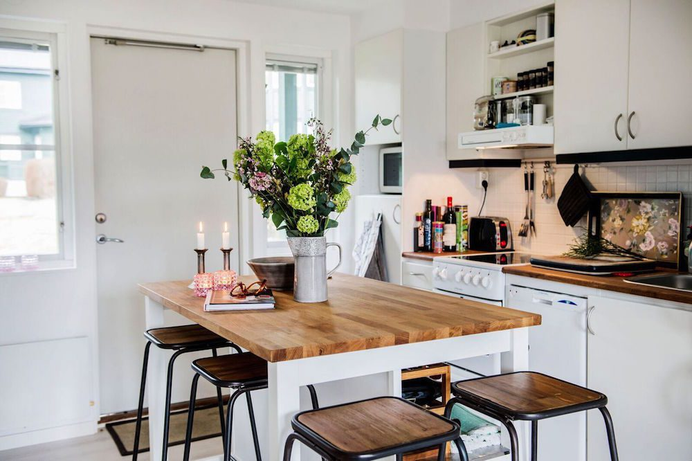 Köket hos Denise Rudberg