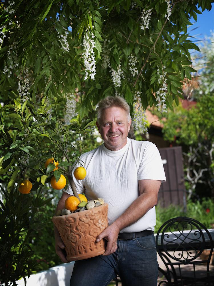 Mr. Medelhav - Peter Englander - nämner sina tips för odling av medelhavsväxter