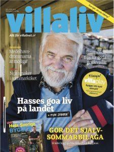 Cover Villaliv nr 5, 2016
