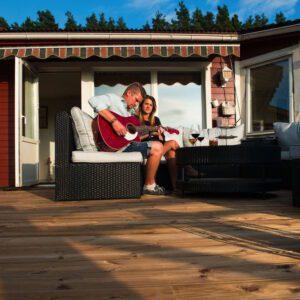 Att bygga altan så du kan njuta på sommaren