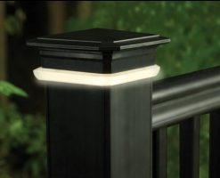 timbertech postcaplight