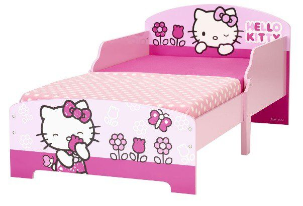 Hello Kitty barnsäng