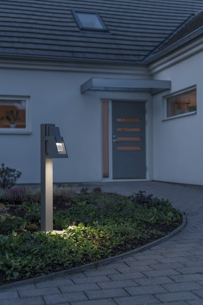 Trädgårdsbelysning - trädgårdsstolpe från POTENZA