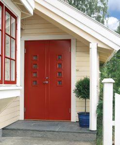 Dörrar - Ytterdörrar