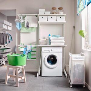 Inred tvättstugan